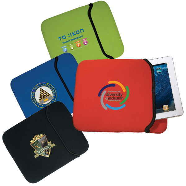 iPad tablet neoprene sleeve