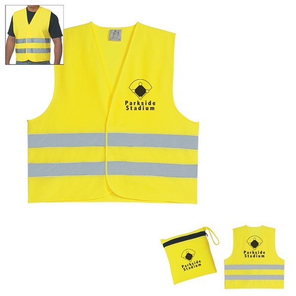 Reflective Travel Safety Vest